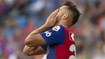FCB - FC St. Gallen, 21.07.2018