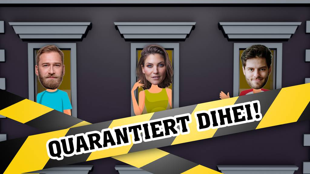Quarantiert Dihei!