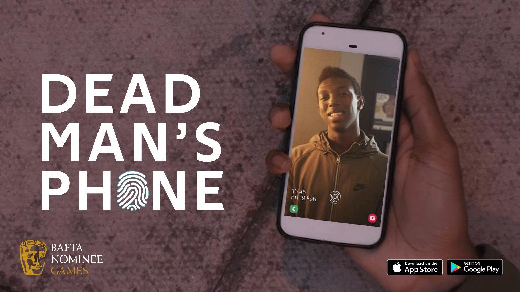«Dead Man's Phone» - Die spannende interaktive Krimi-App