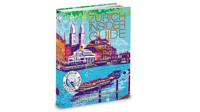 Zürich Inside Buch