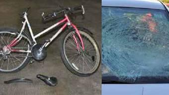 Velo auf Autobahn geworfen: Polizei hat Täter gefasst