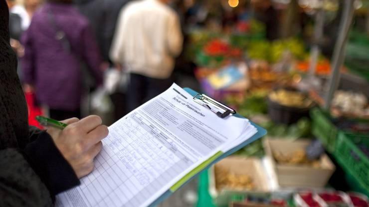 Aargauer Regierung will prüfen, ob Unterschriftenhürden bei Initiativen zu hoch sind (Symbolbild)