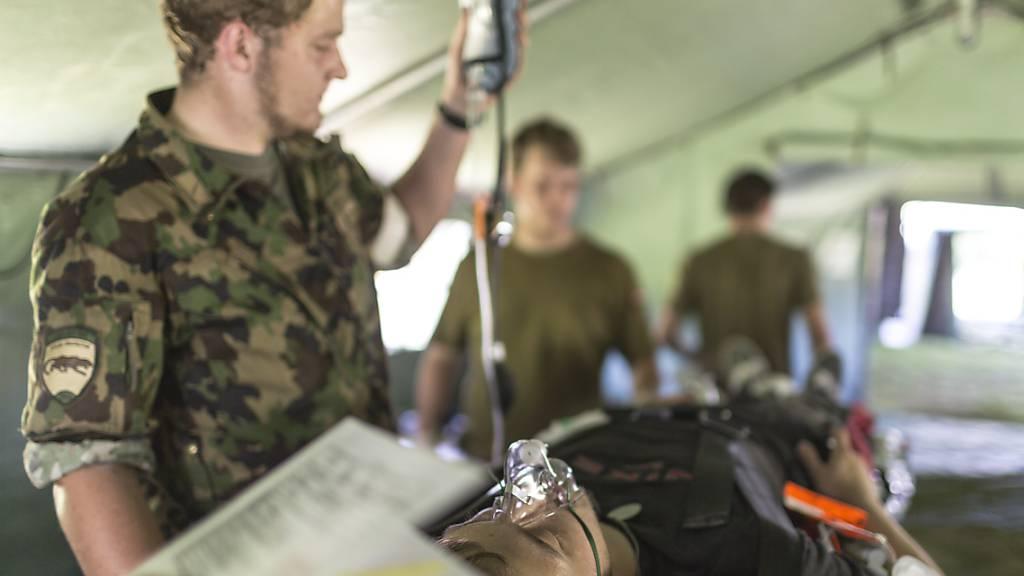 Räte genehmigen Armeeeinsatz in der zweiten Corona-Welle