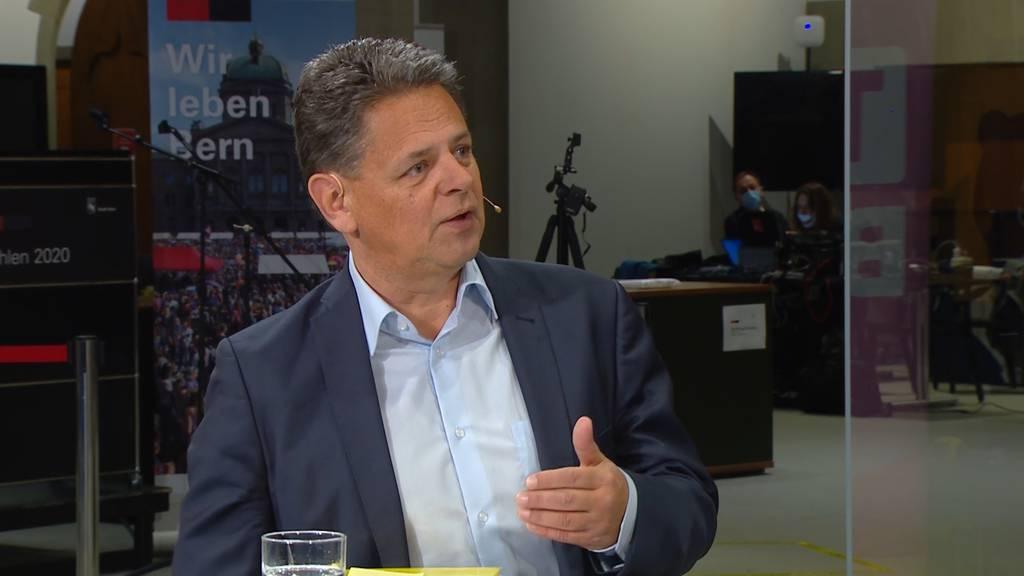 """Politologe Adrian Vatter: """"Thomas Fuchs ist keine Persönlichkeit, die über die SVP hinaus strahlt"""""""