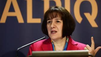 Konzernchefin Jasmin Staiblin will Alpiq neu erfinden (Archiv)