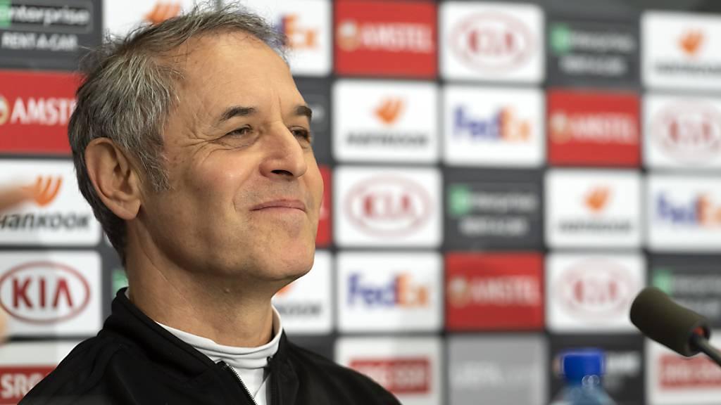 FC Basel gegen Eintracht Frankfurt oder Salzburg