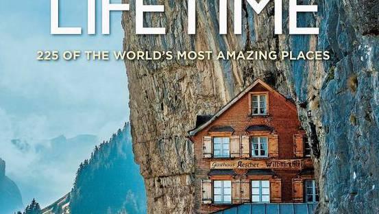Das Titelbild auf dem Buch «In 225 Reisen um die Welt».