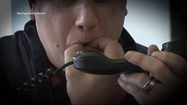 Hörsturz wegen Pfiff durchs Telefon?