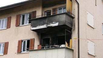 Brand in Wettingen: Der Tag danach