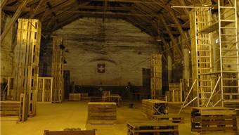 Der Stadtrat will das Projekt für ein Aargauer Theaterhaus in der alten Reithalle weiter entwickeln und zur Abstimmungsreife bringen.