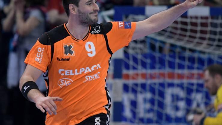 Die Kadetten Schaffhausen starten als Sieger der Finalrunde und als Titelverteidiger in die Playoffs