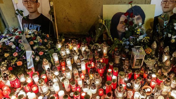 In der Slowakei soll ein Ex-Soldat den Mord an dem Journalisten Jan Kuciak zugegeben haben. (Archivbild)