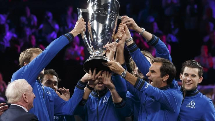 Der Laver Cup wäre von einer Verschiebung der French Open betroffen.