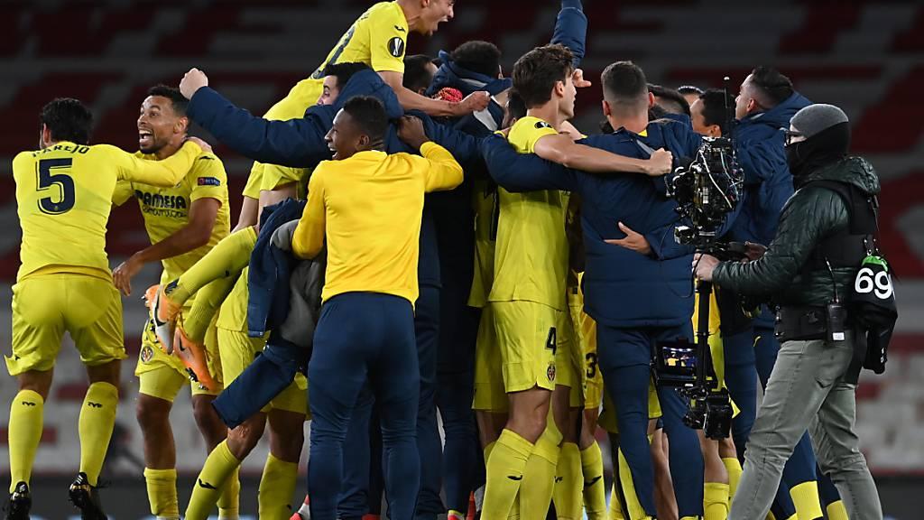 Die kleinen Spanier fordern das grosse Manchester United