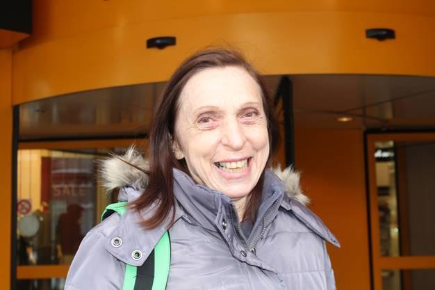 Ursula Dähler aus Dietikon
