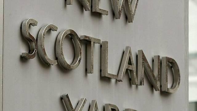 Scotland Yard gelingt Ermittlungserfolg (Archiv)