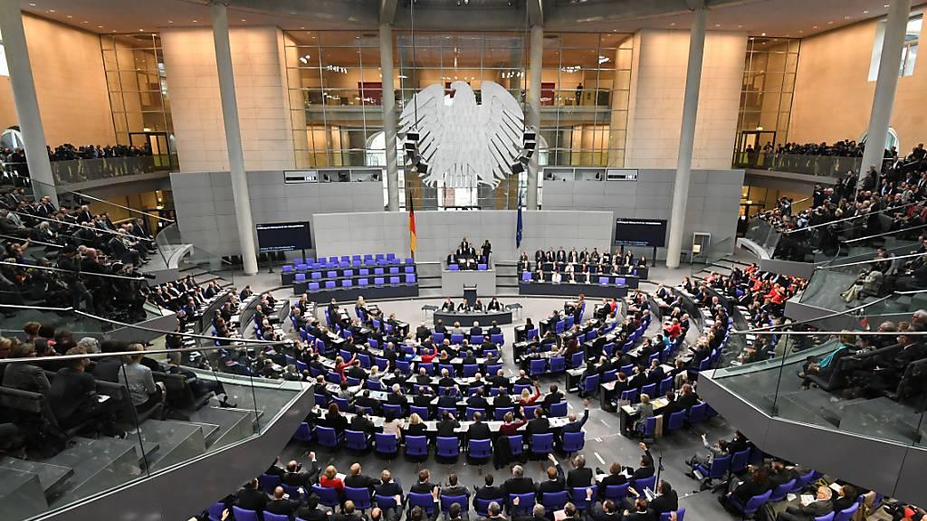 Grosse Koalition in Deutschland einigt sich auf Wahlrechtsreform