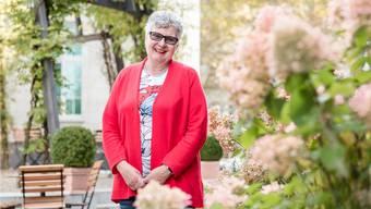 Esther Schmid stand mitten im Leben. Dann wurde sie krank und litt am sehr seltenen Guillain-Barré-Syndrom. Bild: Sandra Ardizzone