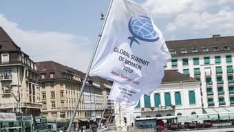 Von Donnerstag bis Samstag findet in Basel der Weltwirtschaftsgipfel für Frauen statt.