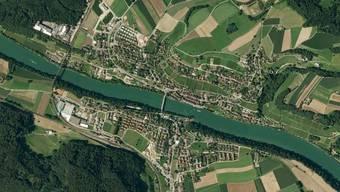 Das Tanklager liegt am Rhein bei Eglisau. Die Idee dazu stammte in den 1950er-Jahren von Migros-Gründer Gottlieb Duttweiler. (Archivbild)