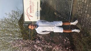 Ibrahim Fetiv wird neuer Trainer beim Tennisclub Mellingen und gründet eine neue Tennisschule.