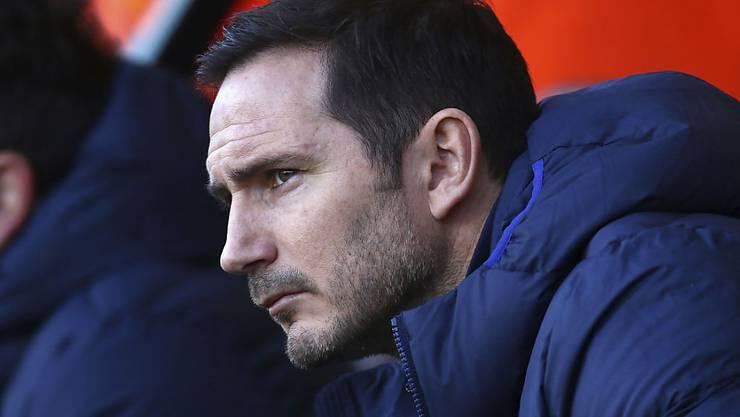 Chelseas Trainer Frank Lampard erhält bis mindestens zum 30. Juni den vollen Lohn