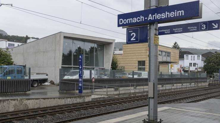 Das Neue Theater in Dornach.