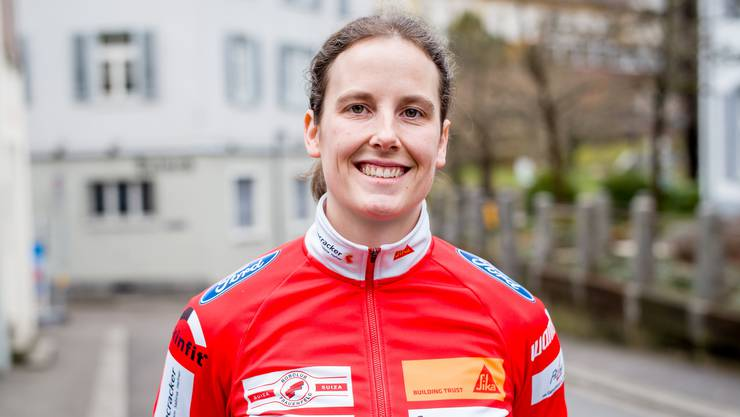 Bobpilotin Sabina Hafner: Sie erhält den Baselbieter Sportpreis 2018.