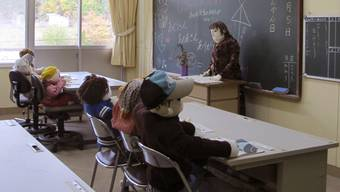 """Eine Japaner versucht seit Jahren, ihr verlassenes Dorf mit Stoffpuppen """" zu beleben. (Archivbild)"""