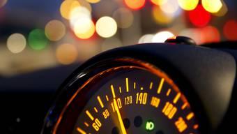 Noch nie wurde im Zurzibiet ein Autofahrer mit höherem Tempo erwischt.