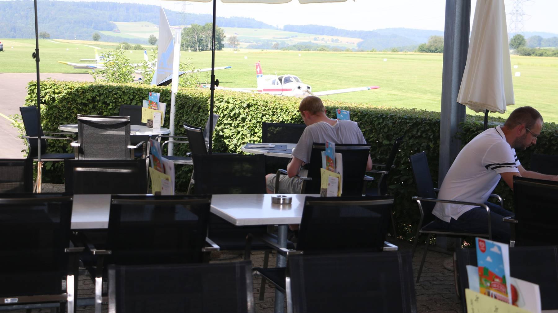 Restaurant Airpick, Schupfart