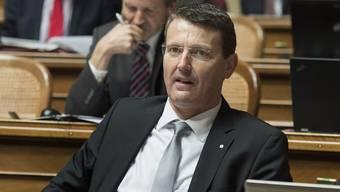SVP-Nationalrat Burgherr will das bundesrätliche Rentensystem modernisieren: «220'000 Franken Ruhegehalt für einen Bundesrat ist nicht mehr zeitgemäss.»