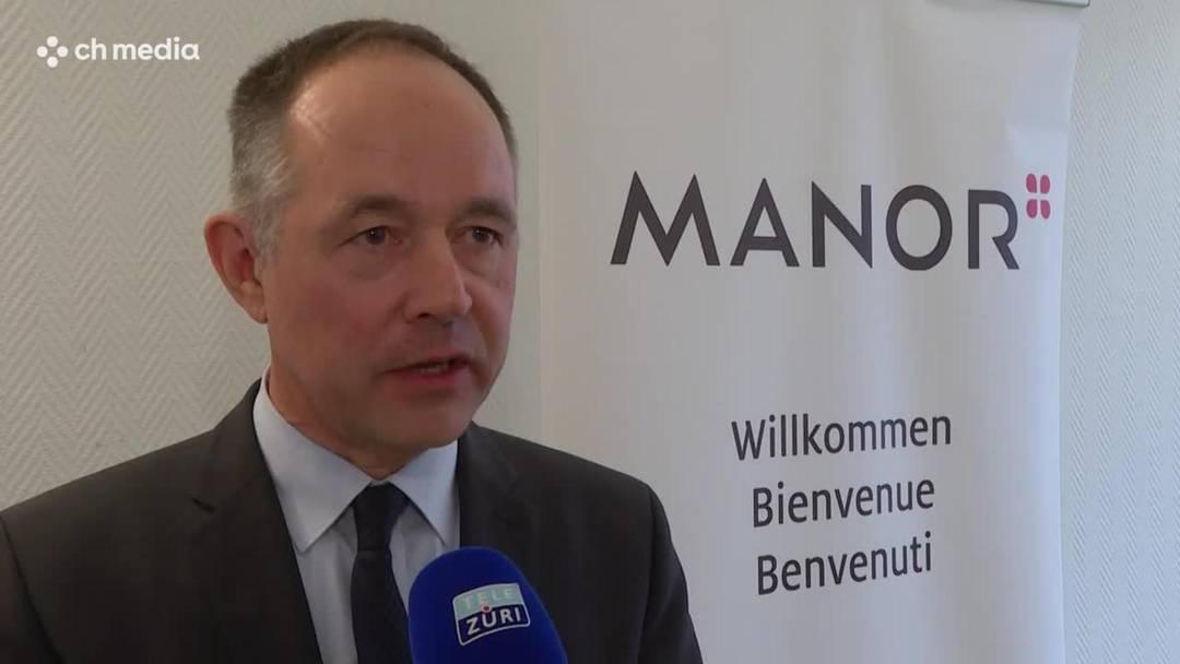 Stephan Böger, Direktor Manor ZH Bahnhofstrasse: «Vonseiten Manor wurde alles probiert»