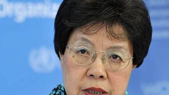 WHO-Generaldirektorin Margaret Chan will Transparenz (Archiv)