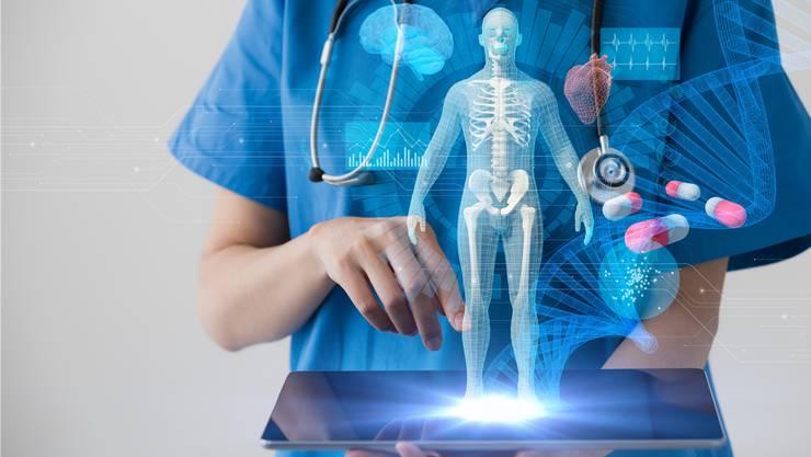 Der gläserne Patient: Nun nimmt die Politik neuen Anlauf für elektronische Gesundheitsdossiers.
