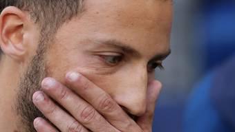 Nachdenklich trotz aller Zuversicht: Schalkes Trainer Domenico Tedesco