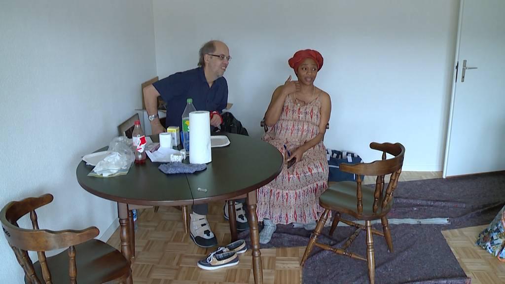 Happy End: Familie Künzler zurück in sanierter Wohnung