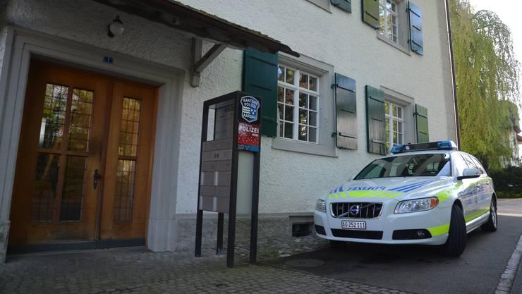 In Muri besitzt der Kanton bereits einen vollständig eingerichteten Stützpunkt für die Polizei.