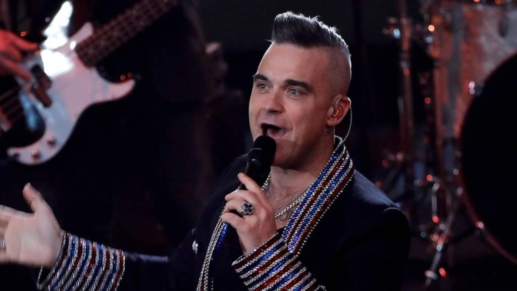 Robbie Williams: «Leute sehen in mir eher ihren Bruder»