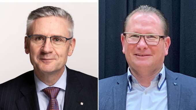 Andreas Glarner oder Rolf Jäggi: Wer wird neuer SVP-Chef
