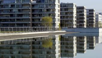 Wohnungen in Zürich (Symbolbild)