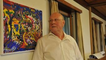 Nach 30 Jahren an der Spitze der Kirchgemeinde tritt Ruedi Kyburz per sofort aus dem Kirchgemeinderat Erlinsbach SO zurück.