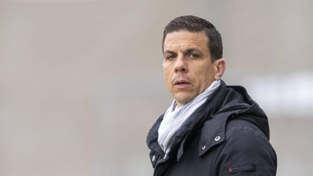 Ex-Kriens-Trainer Bruno Berner ist neuer U19-Trainer