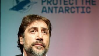 Setzt sich für den Schutz der Antarktis-Koralle ein: Der spanische Schauspieler Javier Bardem.