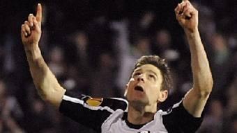 Zoltan Gera schiesst Fulham in den Final