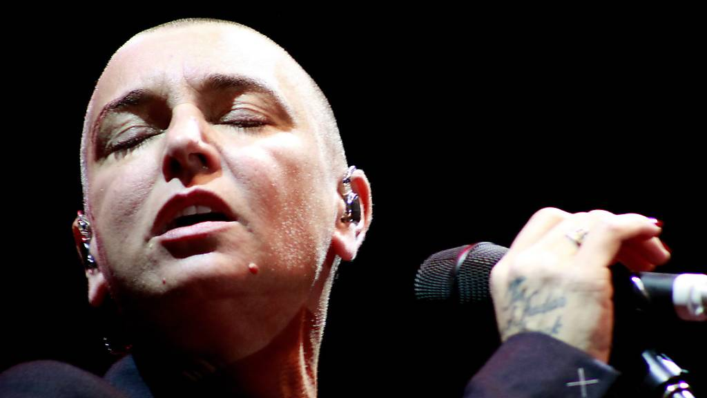 Sinéad O'Connor will Musikkarriere beenden