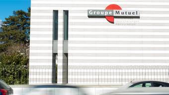 Der Hauptsitz der Groupe Mutuel in Martigny: Der Krankenversicherer hat kein brillantes Jahr hinter sich.
