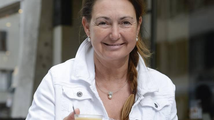Zeit für einen Kaffee – die nimmt sich Eva Meier gerne. «Zeit ist wichtiger als Geld», sagt sie.