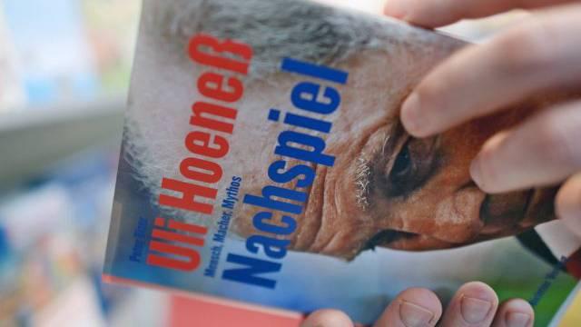 Das neue Buch über Uli Hoeness
