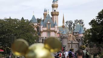 US-Unterhaltungskonzern Walt Disney hat schwache Quartalszahlen vorgelegt und dadurch die Börse enttäuscht. (Archivbild)